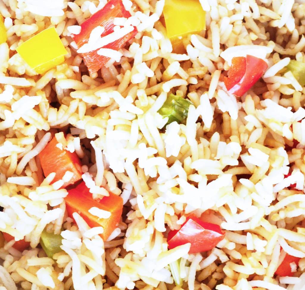 Oriental-style rice