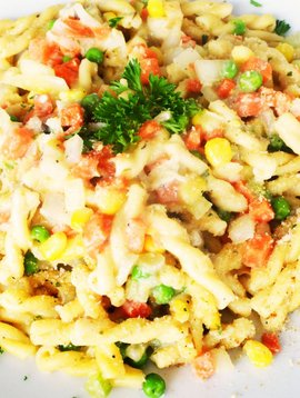 Casserole au poulet & légumes (325g)