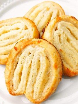 Mini palmiers français (Circulaire Janvier, Prix régulier 3.50)