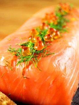 Mousse & saumon fumé