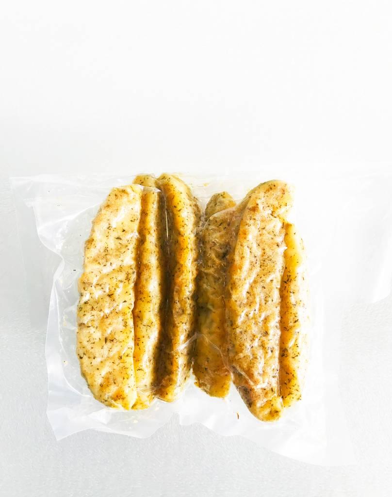 Cornichons frits - Circulaire Janvier 2 pour 8$ (prix rég. 4.99 chaque)