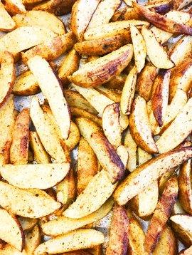 Patates grecques (Circulaire Août, Prix Régulier: 4.50$)