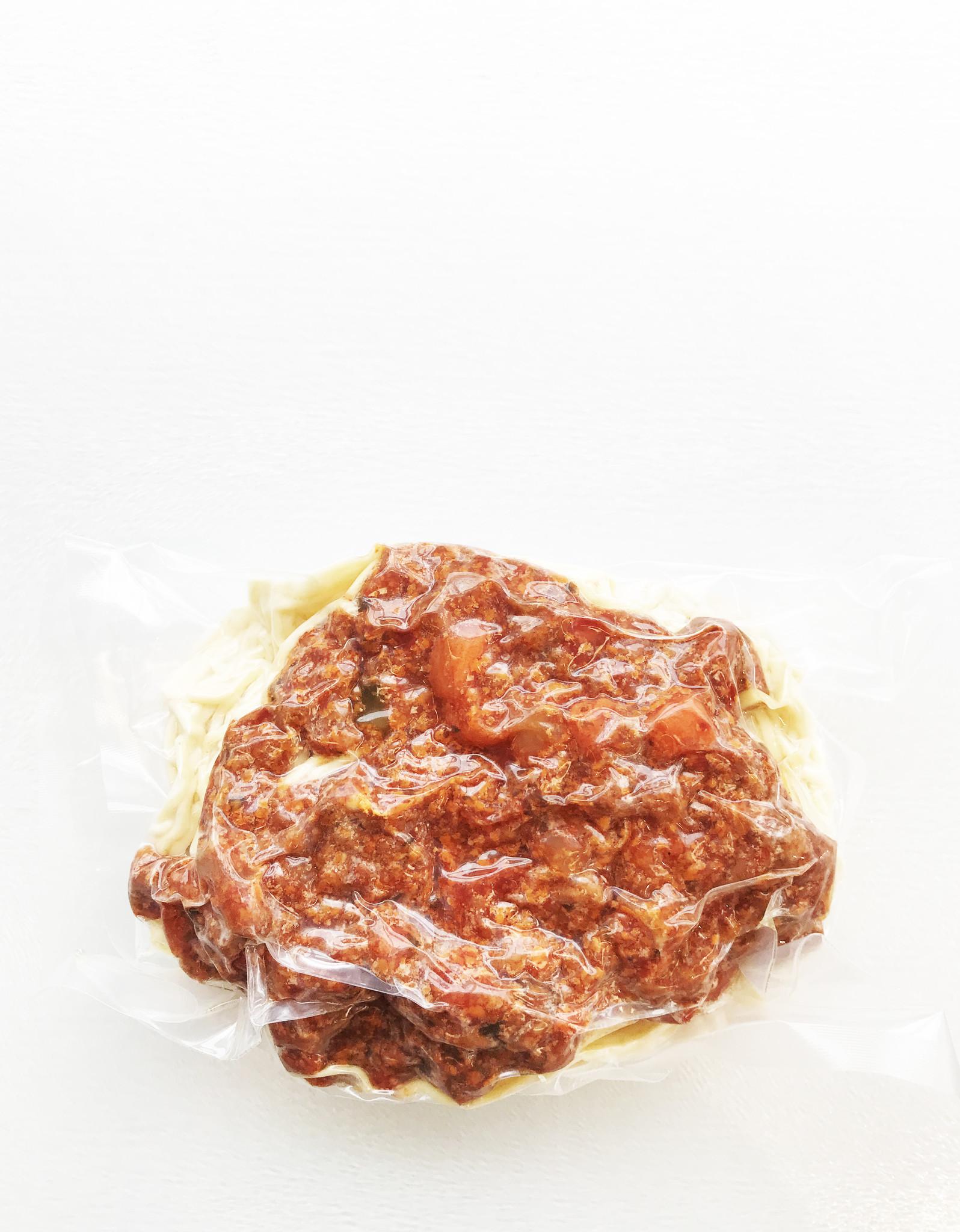 Spaghettini à la viande (325g)