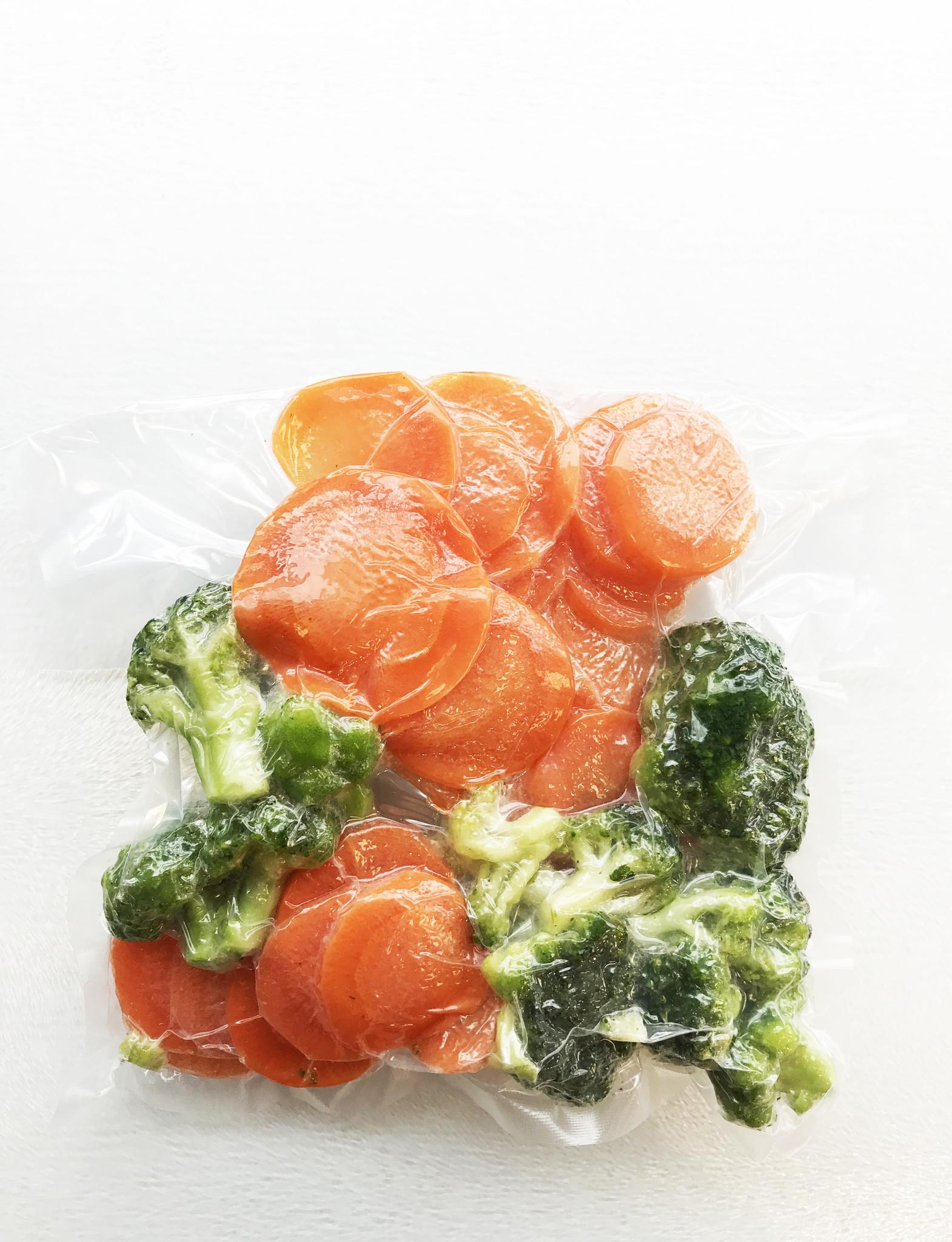 Brocolis & carottes