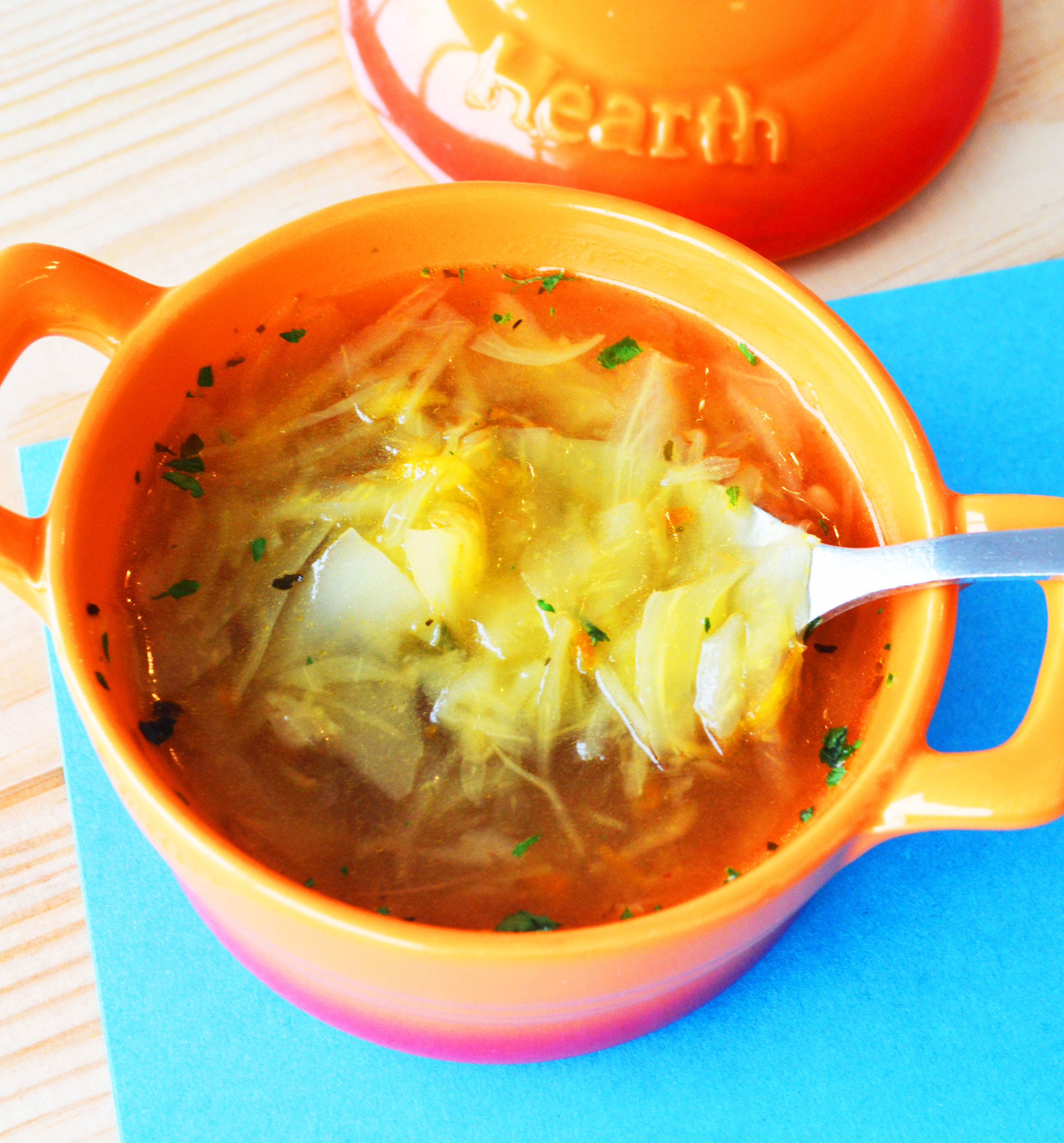 Small soups box