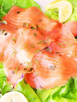 Gravlax de saumon (SPÉCIAL Circulaire Août, prix rég: 8.00$)