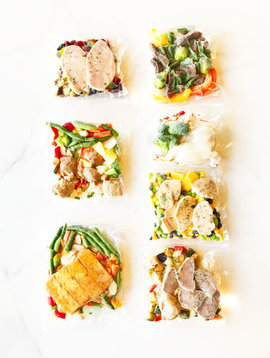 Ultra FIT meals box