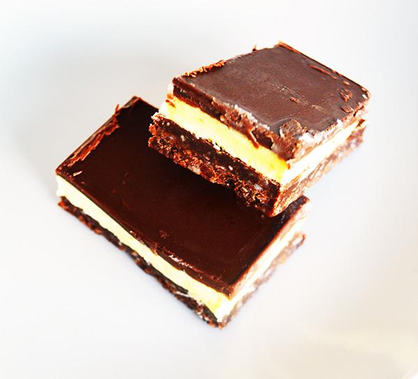 Petite boîte de desserts