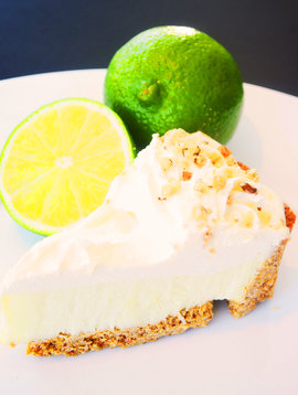 Torte Key lime