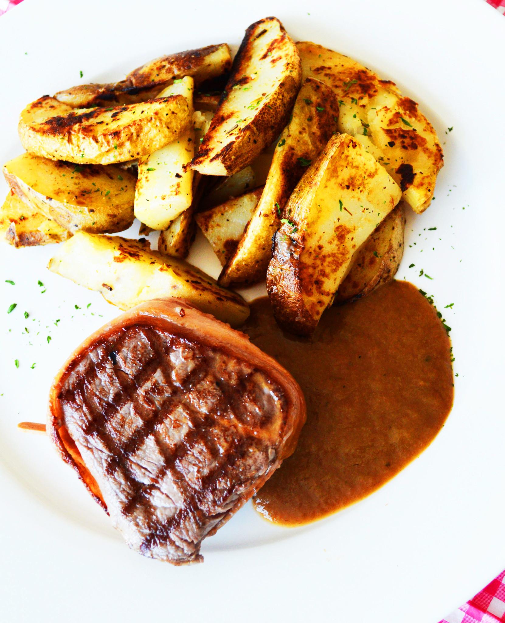 Filet mignon & bacon