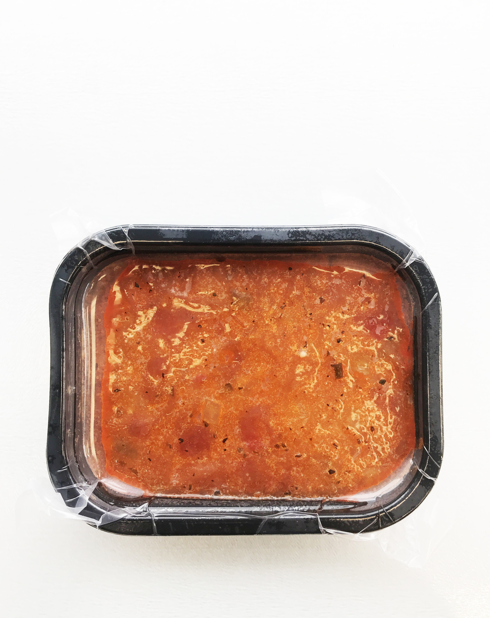 Italian orzo  vegan soup meal (325g)