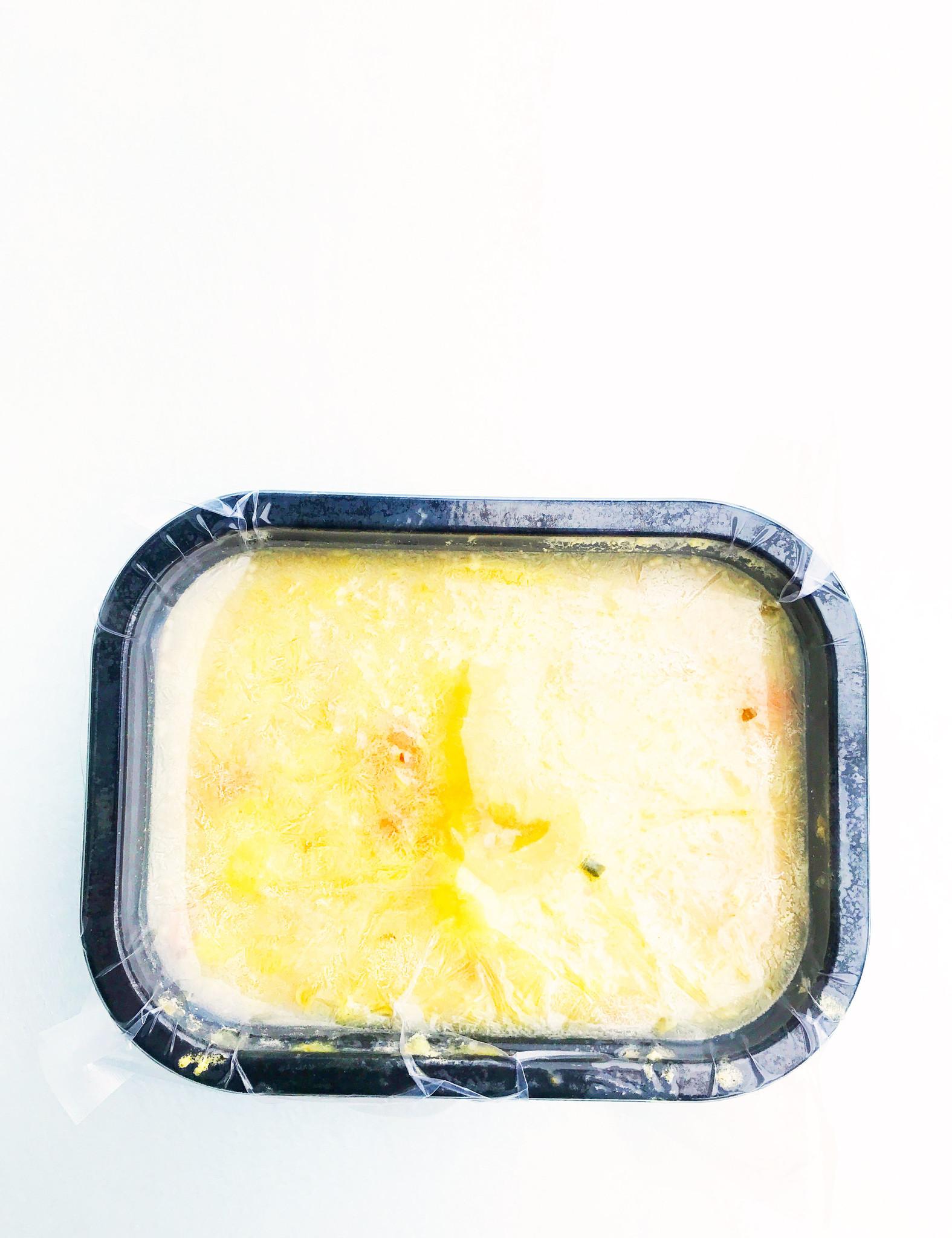 Soupe-repas à l'indienne végétalienne (325g)