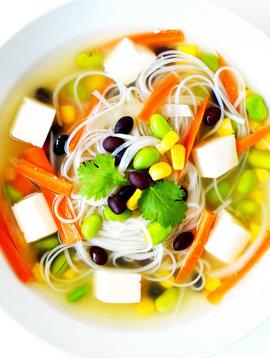 Vegan Japanese soup (325g)