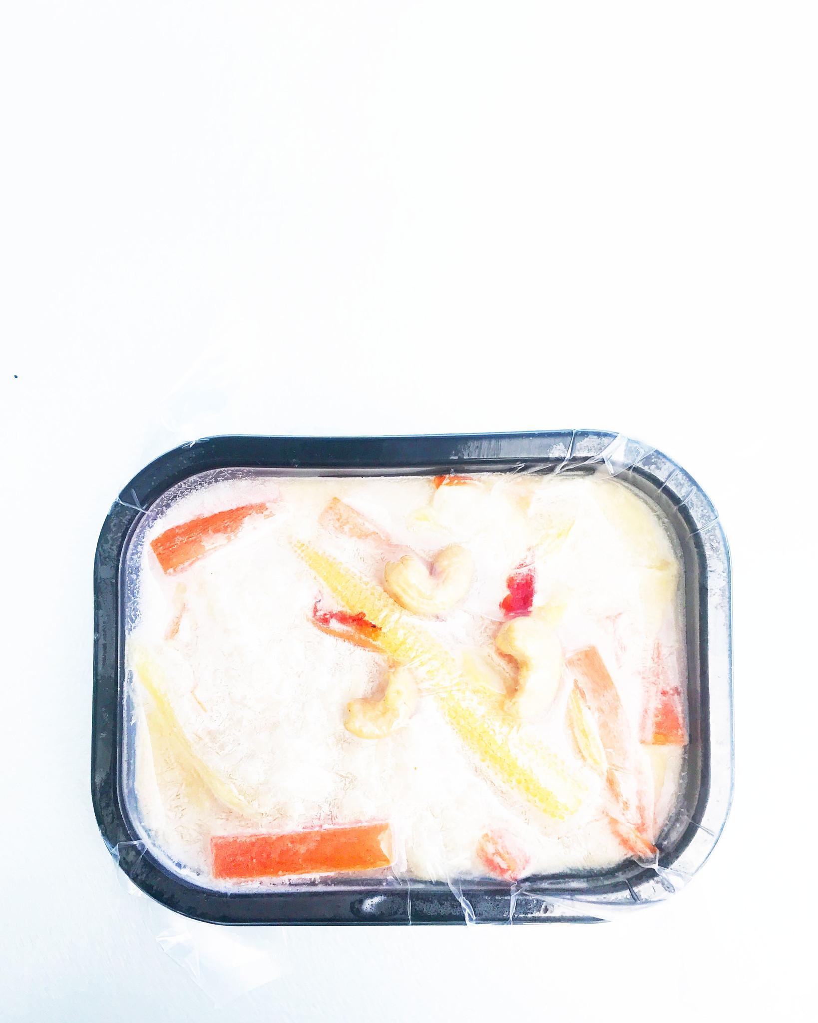 Soupe-repas thaï au cari rouge (325g)