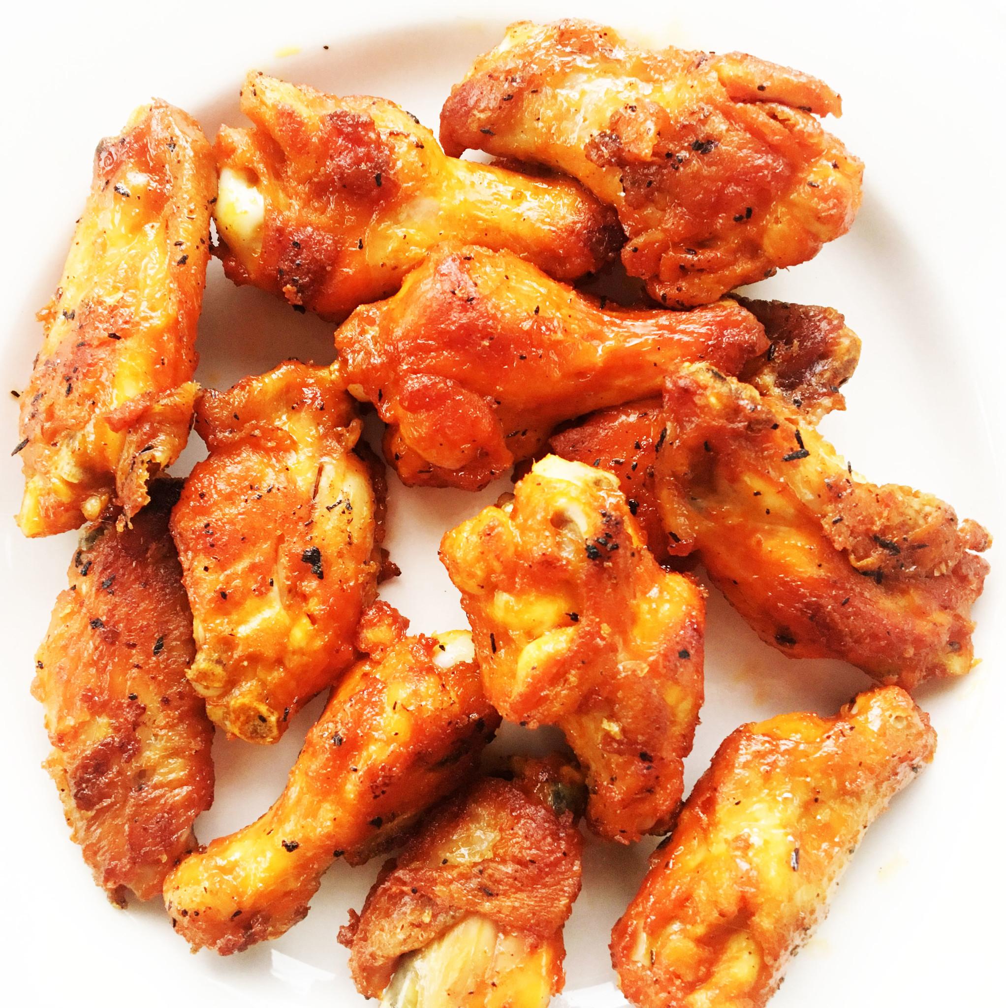 Ailes de poulet BBQ