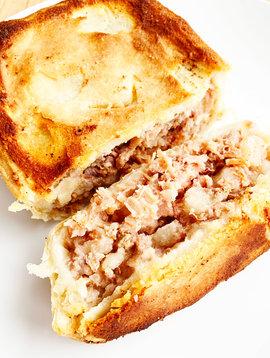 Lake St-Jean-style meat pie