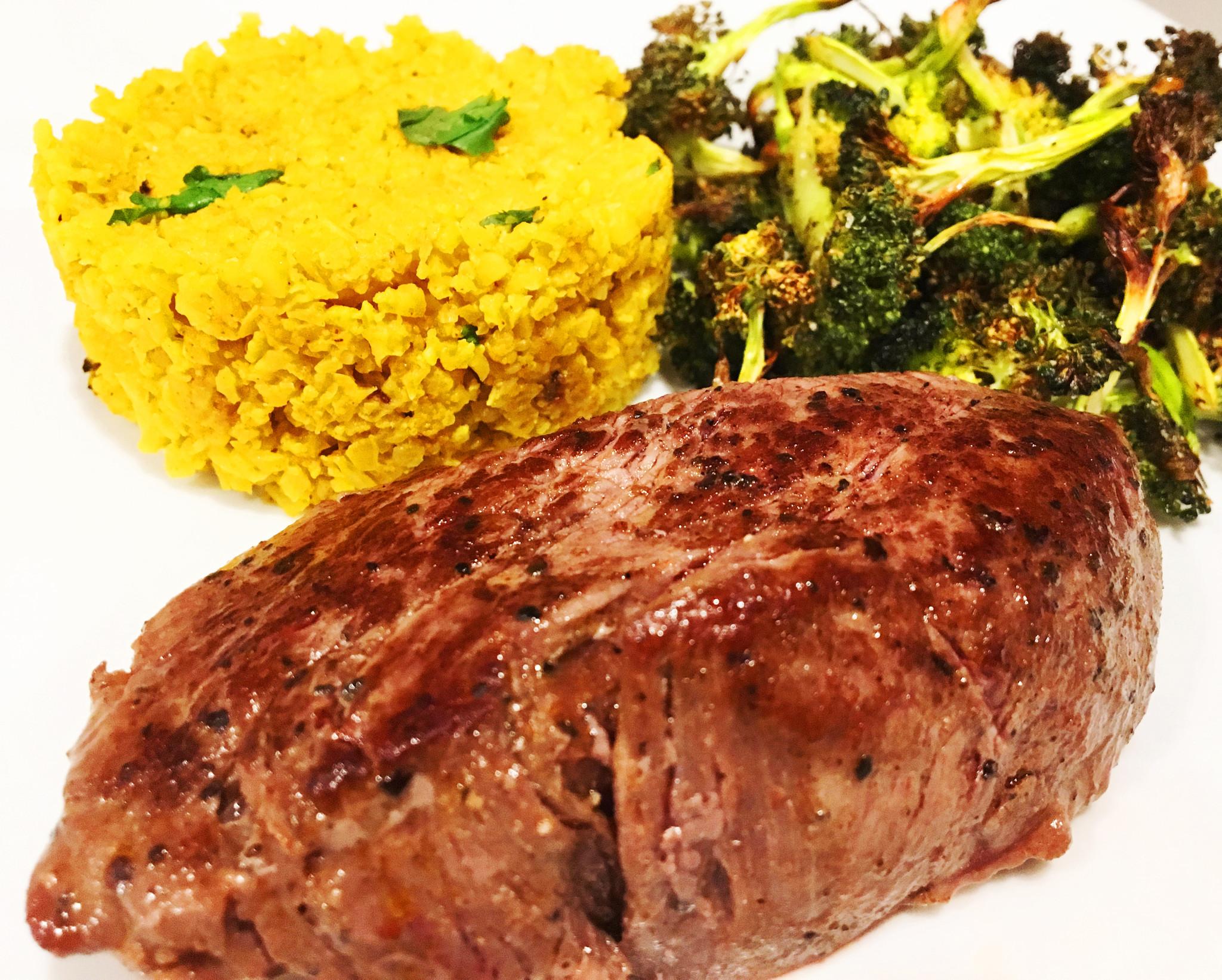 Beef flank steak