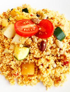 Vegan couscous & legumes (325g)