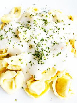 5-cheeses tortellini & alfredo sauce (325g)