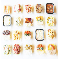 To-share Boxes & Portions