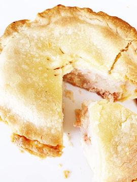 Petit pâté cuit au saumon (CIRCULAIRE, prix rég: 6.50)