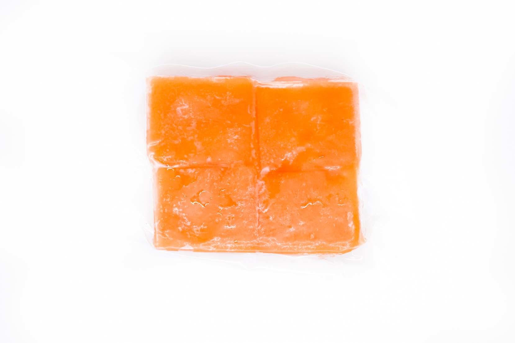 Purée de carottes