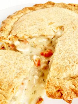 Gros pâté au poulet (CIRCULAIRE SEPT, prix rég: 10.50)