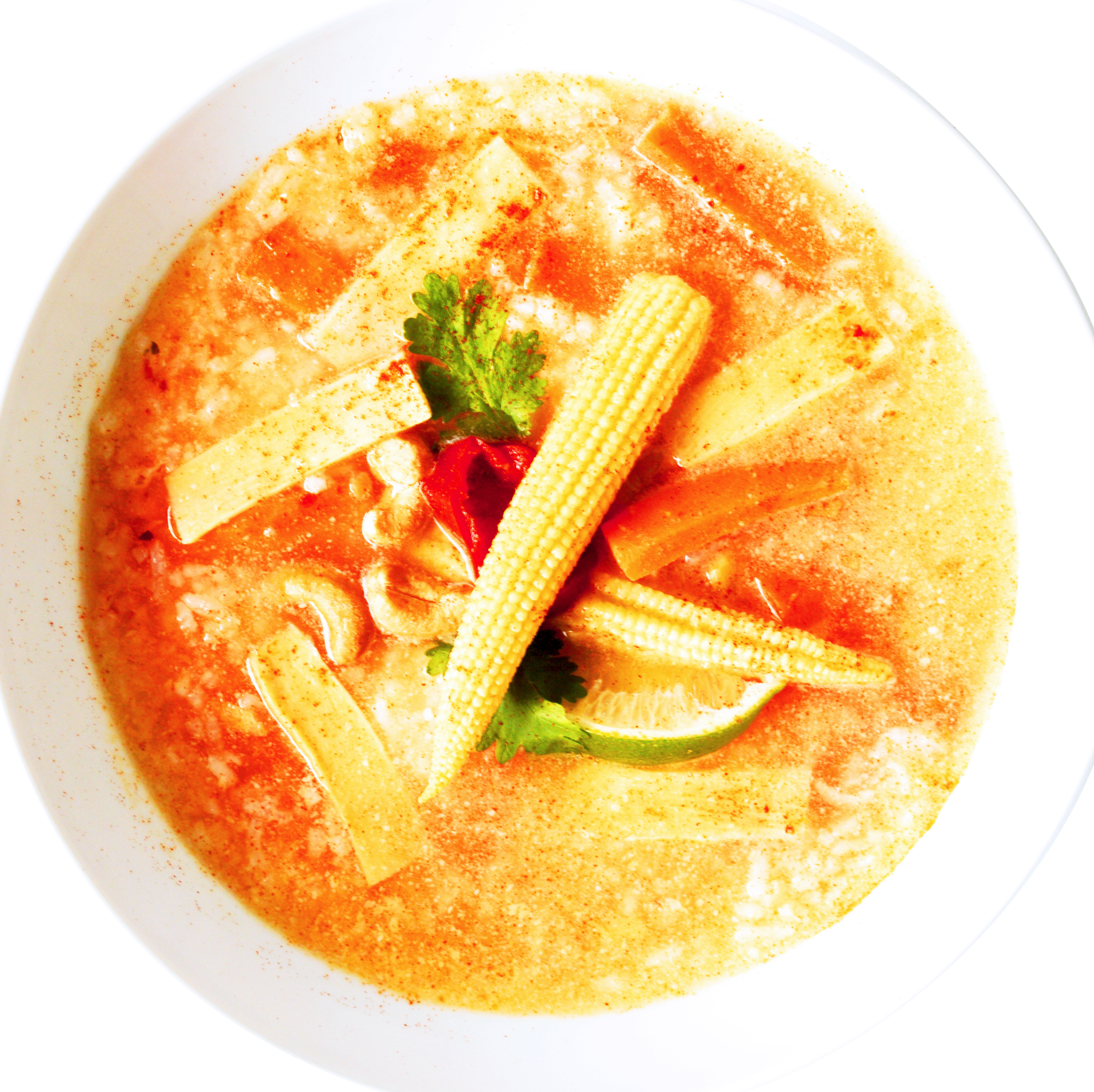 Soups and pottages
