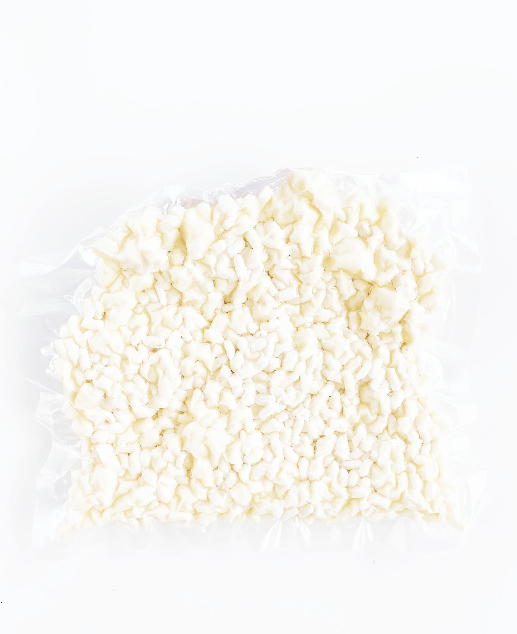 Cheese & white wine risotto