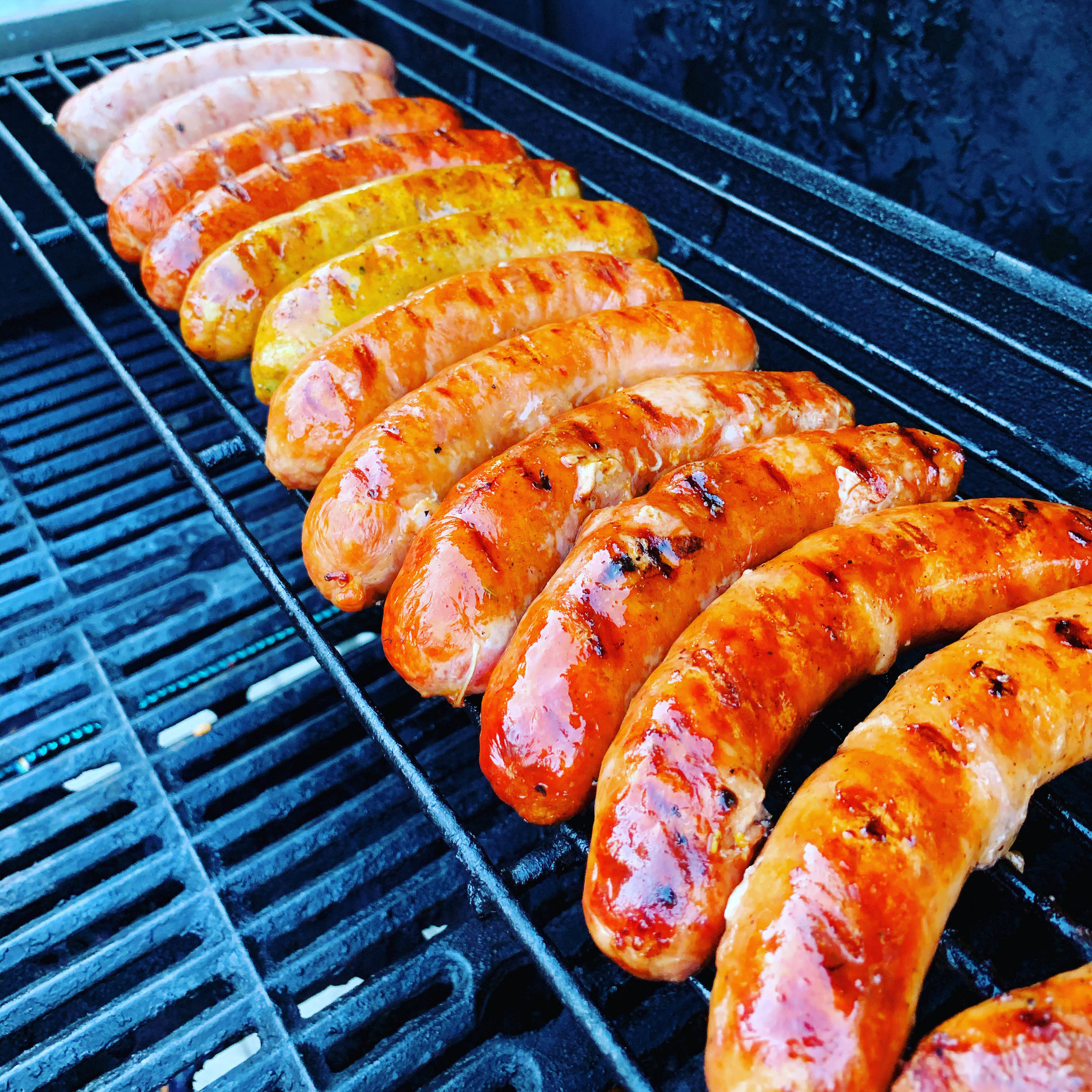 Summer sausages box