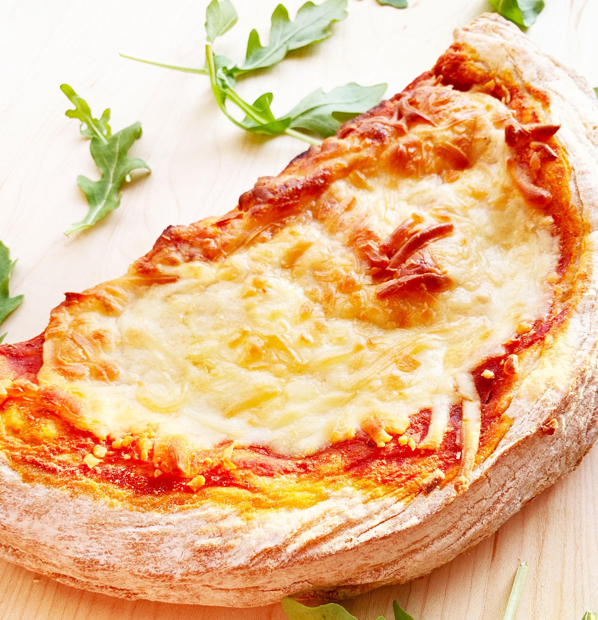 Vegan pizza & artisan crust