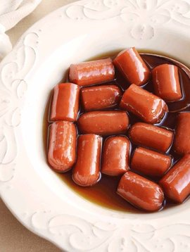 Saucisses & érable