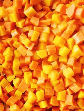 Courge musquée & carottes (CIRCULAIRE MAI, prix rég: 4.00)