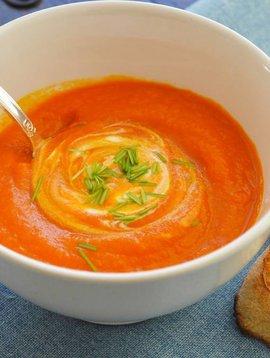 Carrot & Ginger pottage