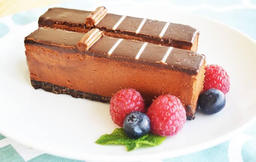 Chocolat croustillant