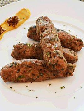 Saucisses artisanales siciliennes