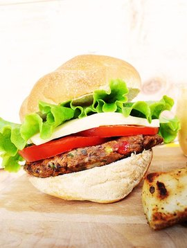 Burger chorizo (LIQUIDATION)