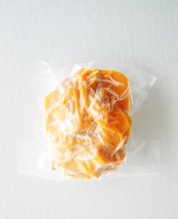 Poulet au coulis de poivrons, fromage & riz 7 grains (175 g)