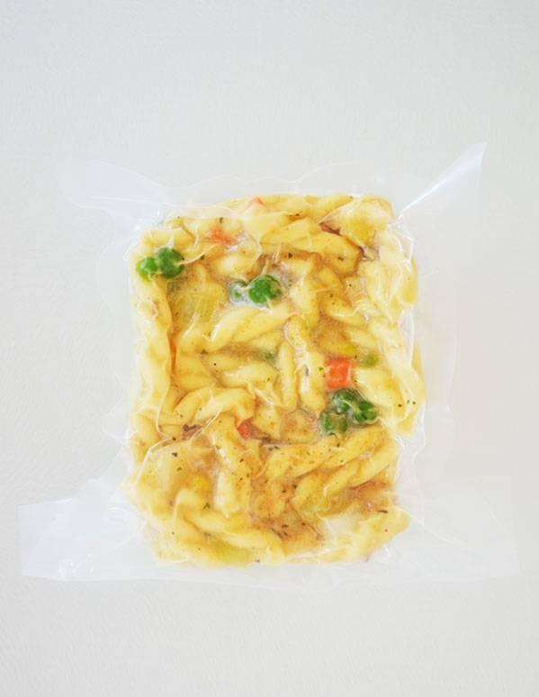Casserole au poulet & légumes (175 g)