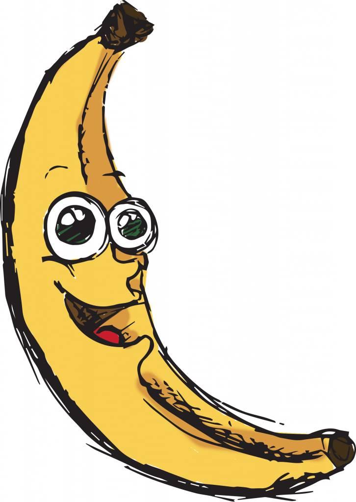 Purée de bananes & fraises  ( Circulaire Janvier, prix régulier: 5.00)