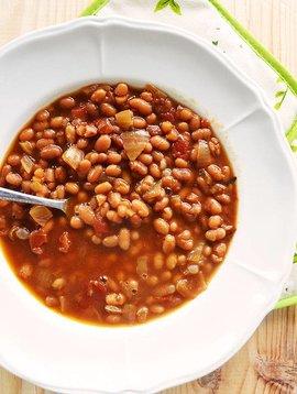 Vegan baked beans (325g)