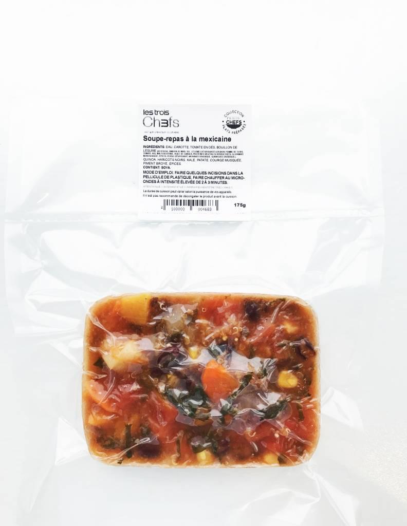 Soupe-repas mexicaine végétalienne (175g)