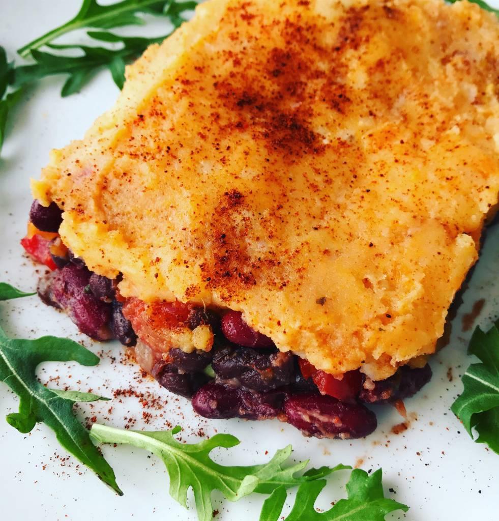 Vegan shepherd's pie (325g)