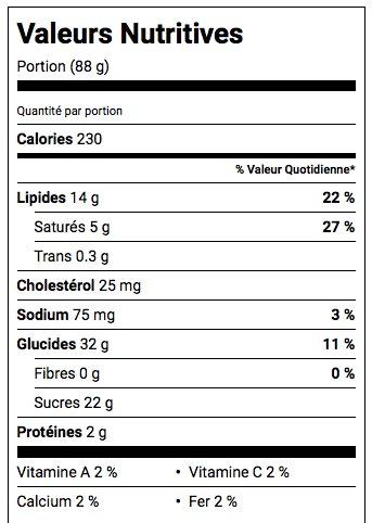 Mangue & baies croustillantes