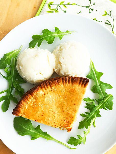 Pâté au poulet  & purée de pomme de terre (325g)
