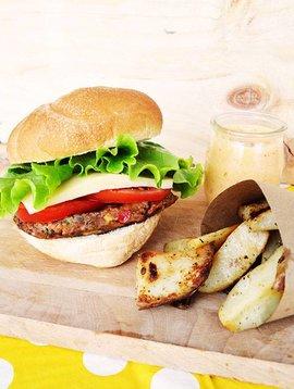 Burger à la sicilienne (LIQUIDATION)