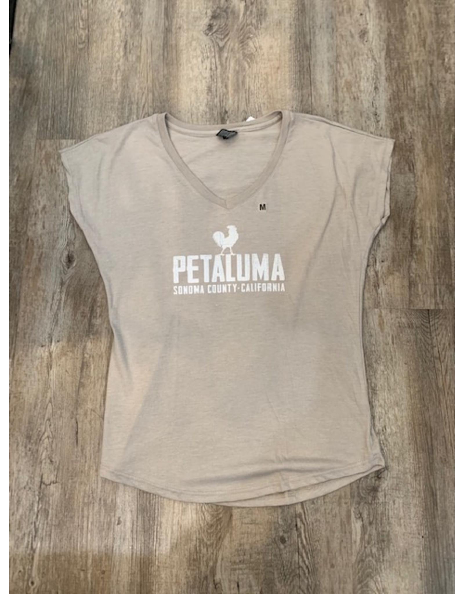 Petaluma Rooster - V Neck T-Shirt