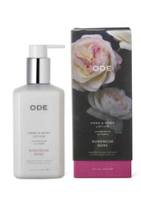 McEvoy Ranch ODE - Hand & Body Lotion - Bohemian Rose