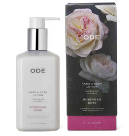 McEvoy Ranch ODE - Hand & Body Lotion - Bohemian Rose