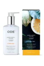 McEvoy Ranch ODE - Hand & Body Lotion - CITRUS ORO